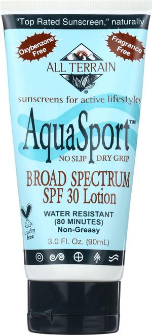 Aquasport Sunscreen Lotion