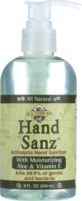 Hand Sanitizer Aloe & Vitamin E