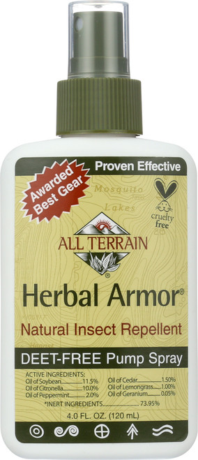 Herbal Armor Spray Natural
