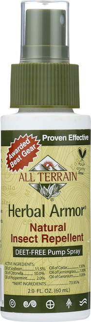 Herbal Armor Spray Natural