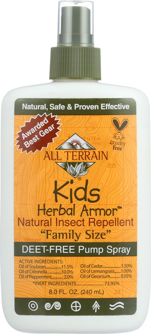 Kids Herbal Armor Family Size