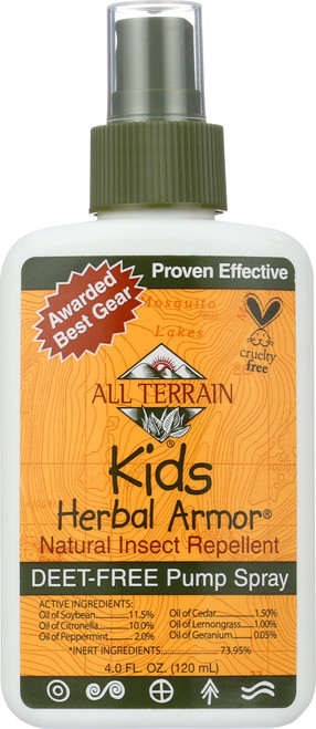 Kids Herbal Armor Spray Natural
