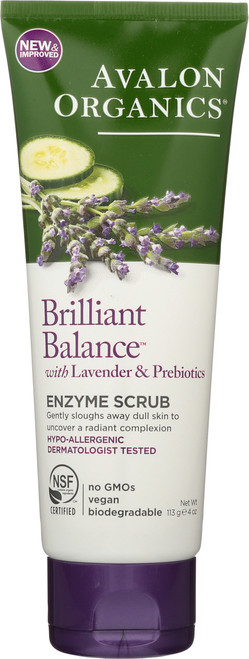 Enzyme Scrub Brilliant Balance