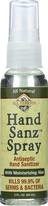 Hand Sanitizer Spray Aloe & Vitamin E