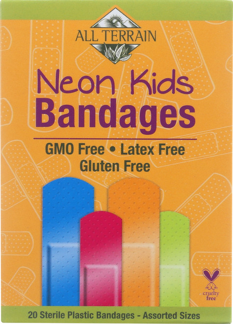 Neon Kids Bandages Kids Neon