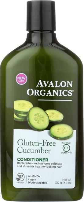 Gluten Free Conditioner  Cucumber