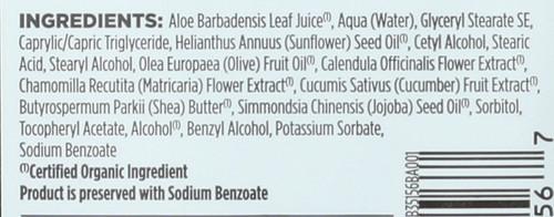 Gluten Free Conditioner Cucumber Organic 312 G 11oz