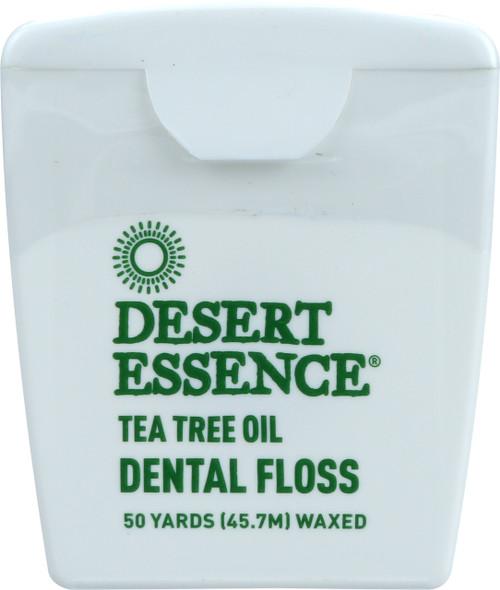 Dental Floss Tea Tree Oil