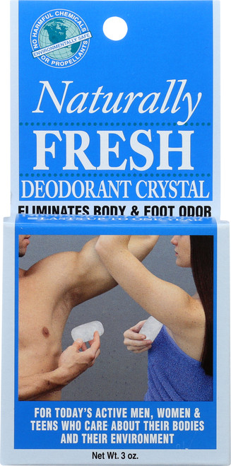 Crystal Deoderant Boxed