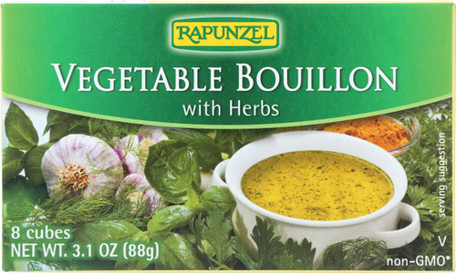 Soups & Bouillon Vegetable Bouillon With Herbs