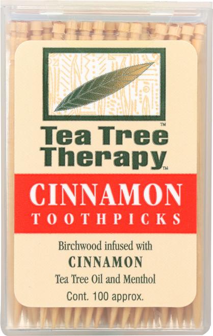 Toothpicks Cinnamon