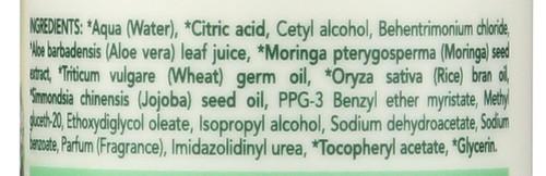 Conditioner Aloe Vera, Jojoba Oil, And Wheat Regenerating 260 Ml