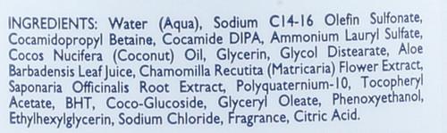 Castile Liquid Soap Original Coco With Pump 16 Fluid Ounce 473 Ml