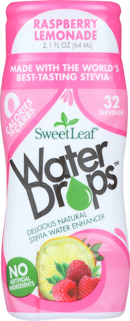 Water Drops Raspberry Lemon
