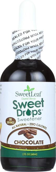 Sweet Drops Chocolate Liquid Stevia