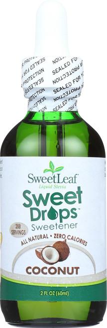 Sweet Drops Coconut Liquid Stevia