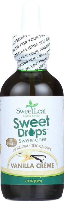 Sweet Drops Vanilla Crème Liquid Stevia