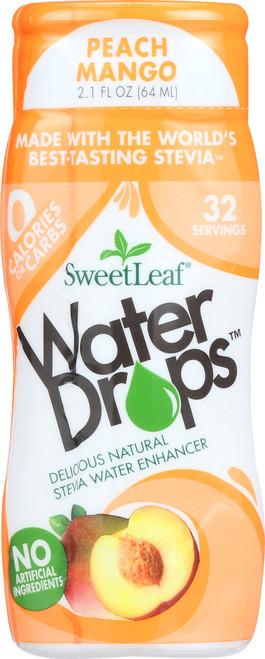Water Drops Peach Mango