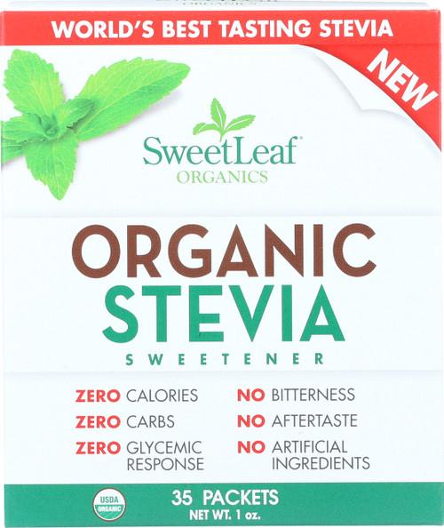 Stevia Sweetener Organic