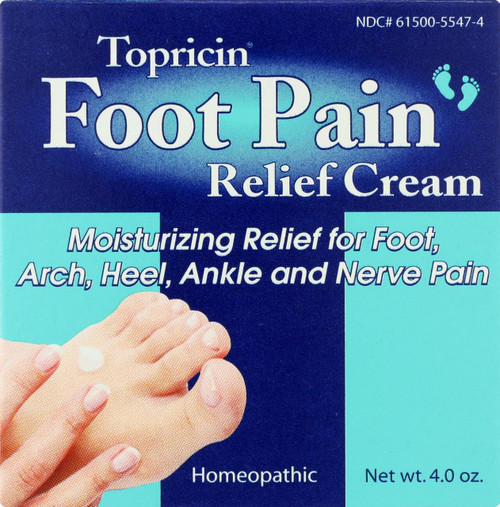 Foot Therapy Cream