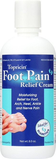 Foot Pain Relief Cream