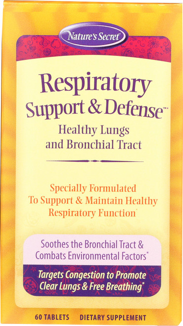 Respiratory Support & Defense