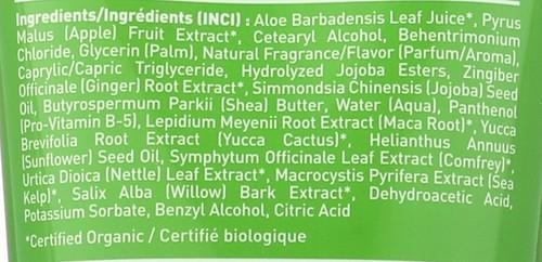 Conditioner Green Apple & Ginger 8 Fl oz 237 Ml