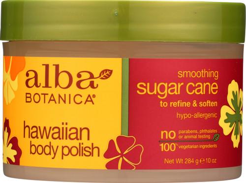 Hawaiian Body Polish Smoothing Sugar Cane
