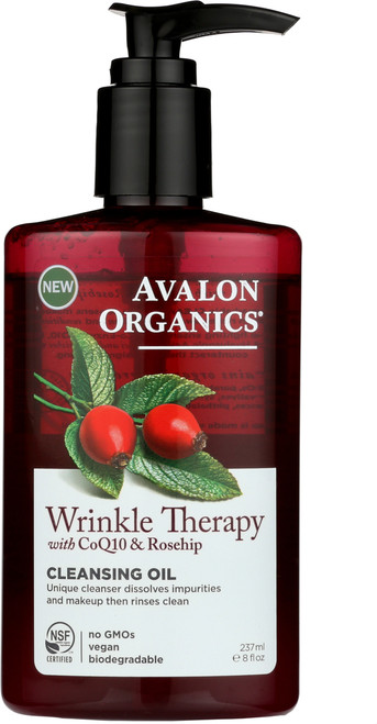 Cleansing Oil Wrinkle Therapy