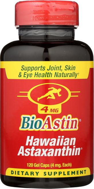 Bioastin Astaxanthin 4 Mg Hawaiian Astaxanthin®