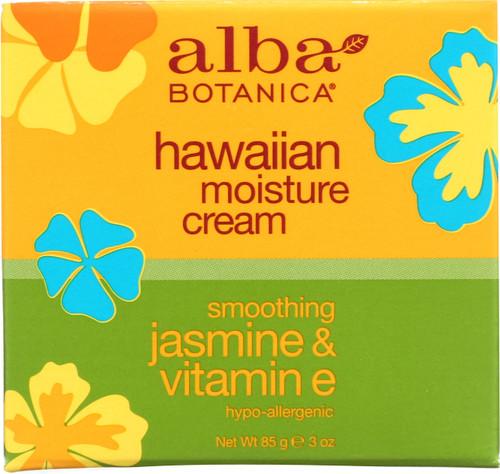 Cream Moisture Jasmine Vitamin E Alba Jasmine & Vit E Cream 3Oz