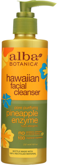 Facial Cleanser Pineapple Enzyme Alba Pineapple Fcl Clnst 8Oz