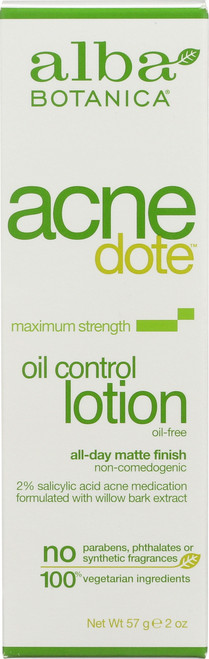 Lotion Acnedote Oil Control Acnedote Lotion Oil Control