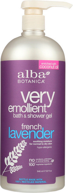 Bath And Shower Gel French Lavender
