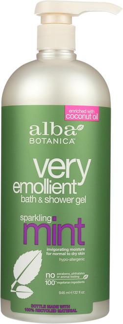 Bath And Shower Gel  Sparkling Mint