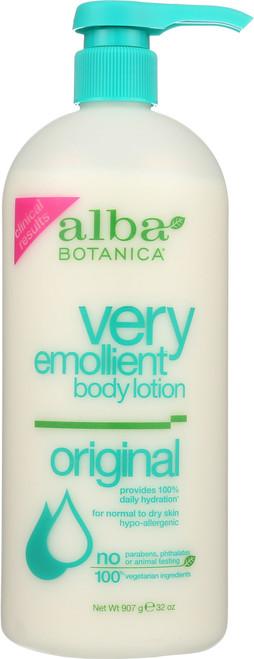 Lotion Botanica Body Original Alba Vebl-Org Scented 32Oz