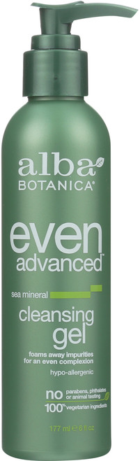 Even Advanced Cleansing Gel Sea Mineral