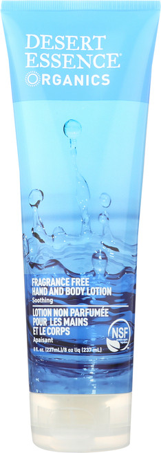 Hand And Body Lotion Fragrance Free