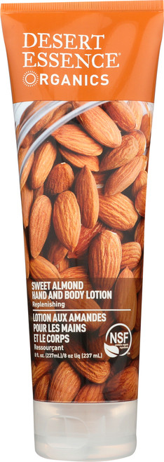 Hand And Body Lotion Sweet Almond
