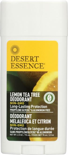 Deoderant Lemon Tea Tree