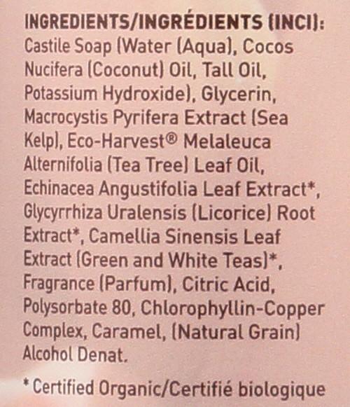 Face Wash Sea Kelp 8.5 Fl oz 250 Ml