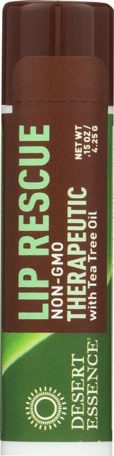 Lip Rescue With Tea Tree Oil