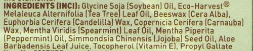 Lip Rescue With Tea Tree Oil Therapeutic 0.15oz 4.25 G
