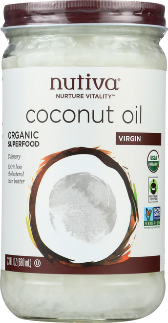 Coconut Oil Virgin