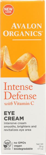 Cream Eye Intense Defense Og Ao Vitamin C Eye Creme    1Oz
