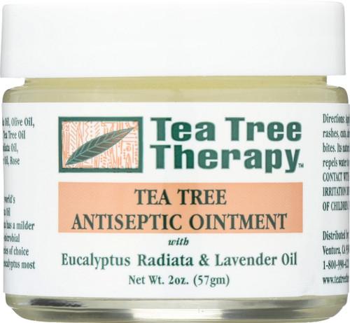 Tea Tree Antiseptic Ointment With Eucalyptus Radiata & Lavender Oil
