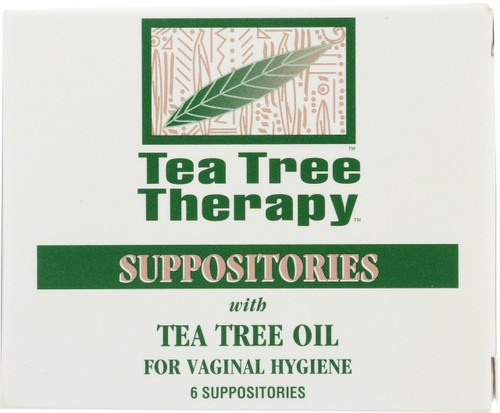 Suppositories Tea Tree Oil