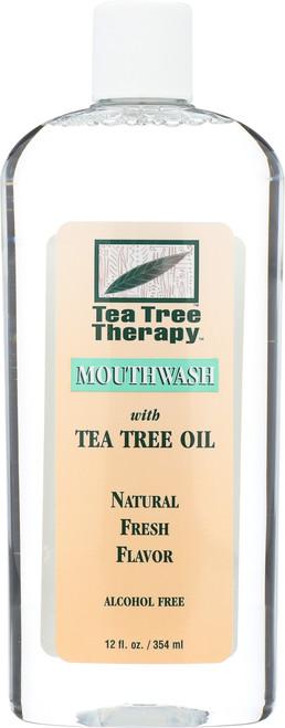 Mouthwash Natural Fresh Flavor