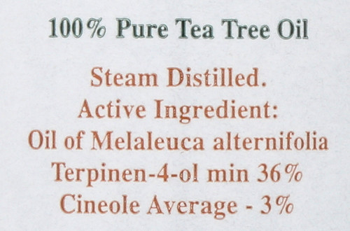 Tea Tree Oil 100% Pure Australian Natural Antiseptic 2 Fl oz 60 Ml