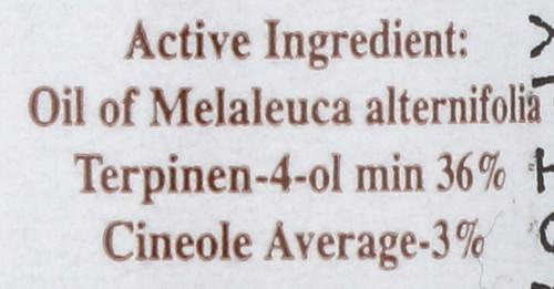Tea Tree Oil 100% Pure Australian Natural Antiseptic 0.5 Fl oz 15 Ml